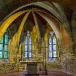 The atmospheric chapel