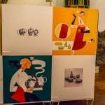 A polish art exhibition