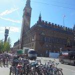 Rathaus Kopenhagen Foto