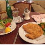 The Vienna Schnitzel