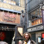 Will Hagrid showing us the Clink Prison which was the inspiration for Azkaban