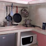 SPECIAL EXTRAS!  Convenient Kitchen & Cooking Area!