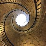 Escalera Museo