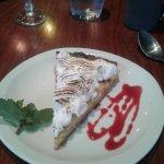 Yummy tarte méringuée!