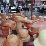 Flohmarkt Straße des 17. Juni Foto