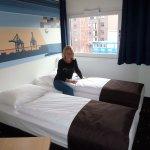 Foto de B&B Hotel Hamburg-Altona