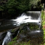 Aberdulais Tin Works & Waterfall