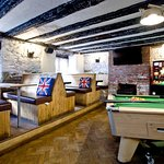 Ships Bar towards Lounge under Room 3, Stella & Garden