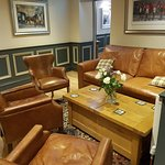 Relax in the Racing Room