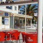 Super authentic Portuguese restaurant and bar