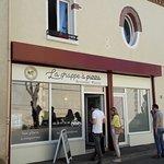 Bilde fra La Grappe a Pizza