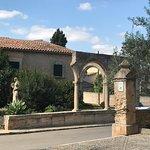 Fray Junipero Serra 's house and Petra Church