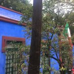 Frida Kahlo Museum Photo