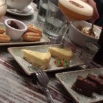 Delicious desserts tapas style!