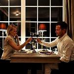 A romantic dinner at Restaurant MejeriGaarden.com