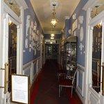 Corridor leading to Dining room