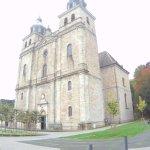 Eglise attenant au musée.