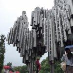 The Sibelius Monument Foto