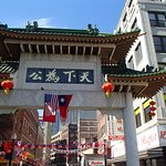 Chinatown entrance