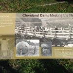 Foto Cleveland Dam
