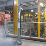 Don't miss the upstairs galleries in NRM