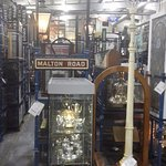 The Gallery of the National Railway Museum is fantastic