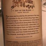 Not from Far Niente vineyard