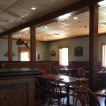 Interior dining room.