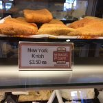 Knishes in Vegas! Just like Gabilas from Coney island!