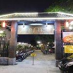 Tu Tri main entrance