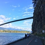 Seawall and Lions Gate