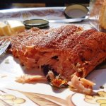 Smoked Cajun Salmon