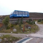 Cairngorm Railway train