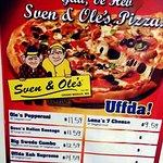 Foto de Sven and Ole's Pizza