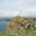 stunning veiws along the cliffs