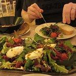 Wonderful starter salad