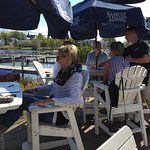 Wolfetrap Grill & Rawbar:  Perfect waterside venue. Perfect food and service!