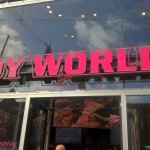 Entrance to Body Worlds