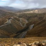 Tizi n'Tichka Pass High Atlas Mountains