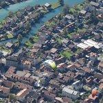 view above Interlaken