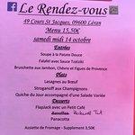 Photo of Le Rendez-vous