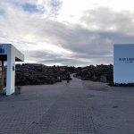 Blue Lagoon Iceland - Entrance