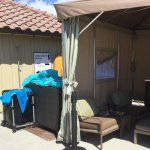 Is this a $400/day cabana to you?