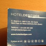 Hotel contact information