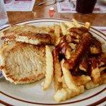 3 Pork Chop Lunch
