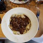 beef stew with ravioli