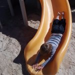 There is a great playground