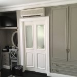 ensuite and wardrobe