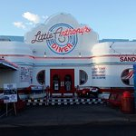 Front of Anthony's Diner