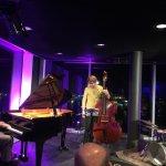 Jazz on top floor